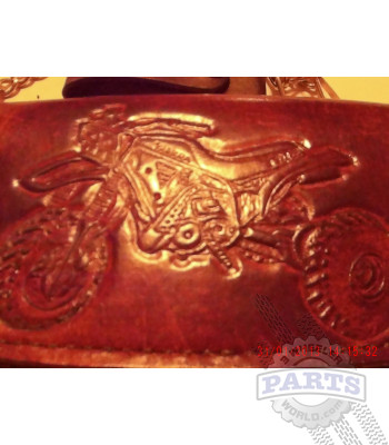 Leather Trikers Wallet