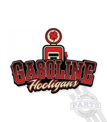 Gasoline Hooligans sticker