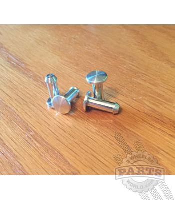 Billet ATC head light pins