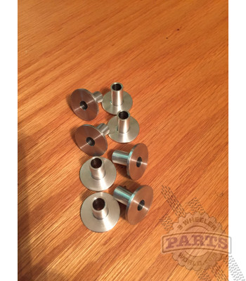 Billet Radiator mount collars