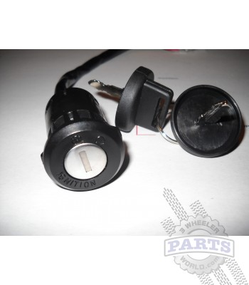 Ignition Key Switch 200M, 200E, 200ES, and 125M