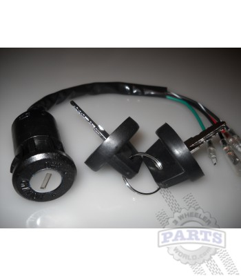 (KS108R) Ignition Switch 87 TR200 Fat Cat