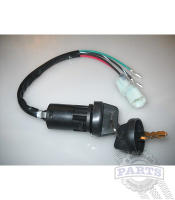 (KS107R) Ignition Switch 86 TR200 Fat Cat