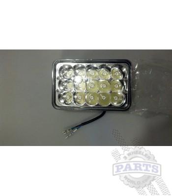 (LT201) 45W LED Headlight 4x6 style 200E/ES/M