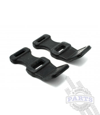Honda Sub Carrier Rubber Strap Hold Down Band Set