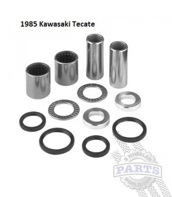 '85 Tecate Swingarm Pivot Bearings & Seals