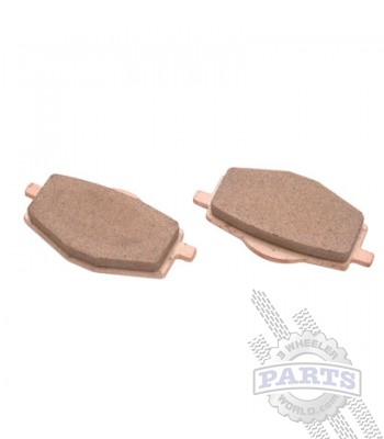 Tri-Z EBC Sintered  Brake Pads - REAR
