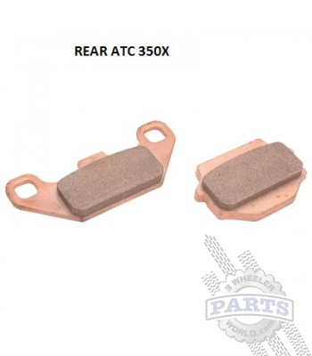 ATC350X EBC Severe Duty Brake Pads - REAR