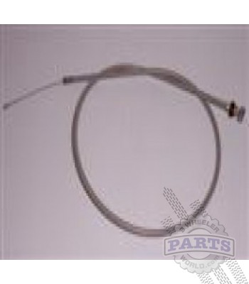 US90/ATC90 Rear Brake Cable Correct Grey