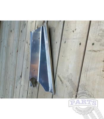 Honda 350x swingarm skid plate